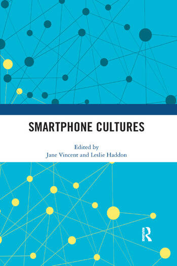 Smartphone Cultures book cover