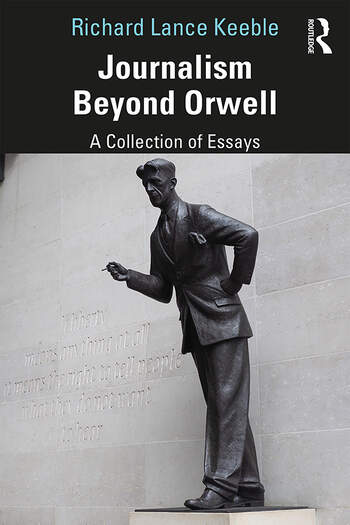 Journalism Beyond Orwell book cover