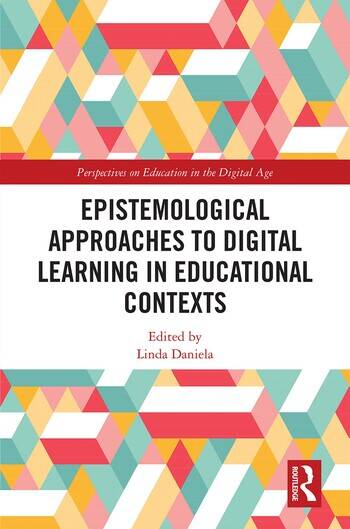Epistemological Approaches to Digital Learning in Educational Contexts book cover