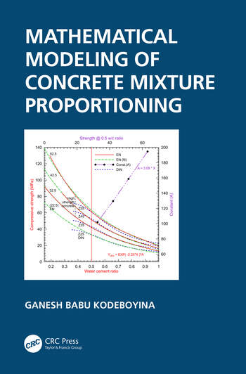 Mathematical Modeling of Concrete Mixture Proportioning book cover