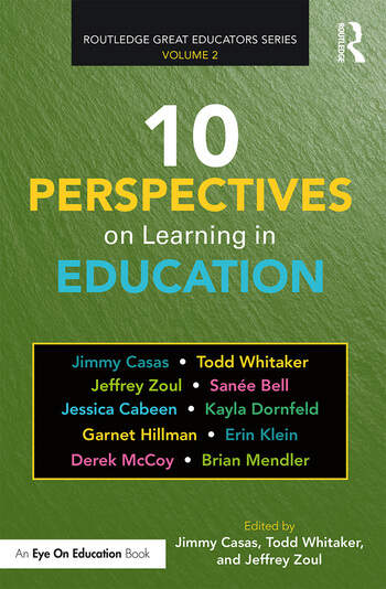 10 Perspectives on Learning in Education book cover