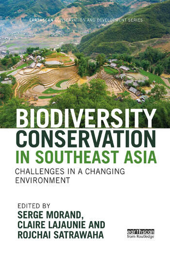 Biodiversity Conservation in Southeast Asia Challenges in a Changing Environment book cover