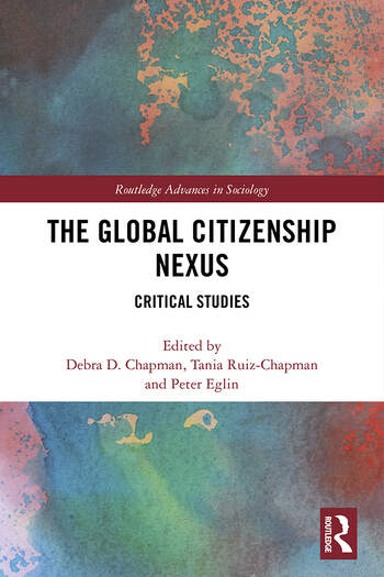 The Global Citizenship Nexus Critical Studies book cover