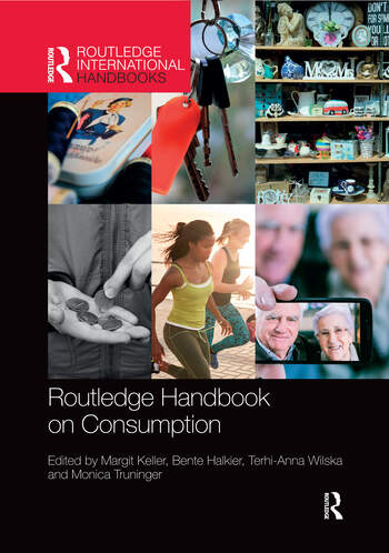 Routledge Handbook on Consumption book cover