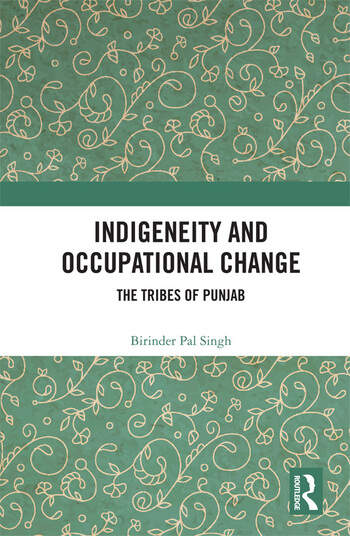 Indigeneity and Occupational Change The Tribes of Punjab book cover