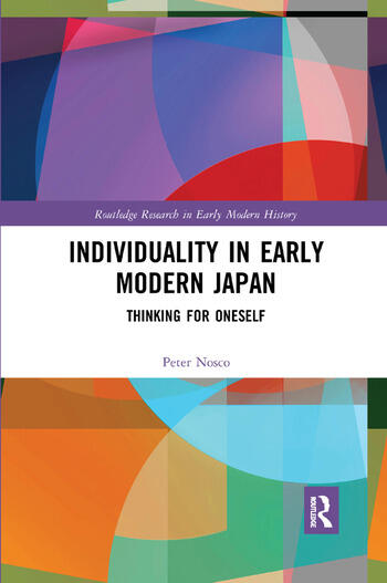 Individuality in Early Modern Japan Thinking for Oneself book cover
