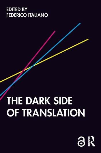 The Dark Side of Translation book cover