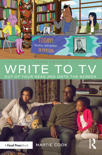 Write to TV Out of Your Head and onto the Screen book cover