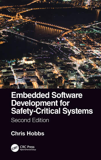 Embedded Software Development for Safety-Critical Systems, Second Edition book cover