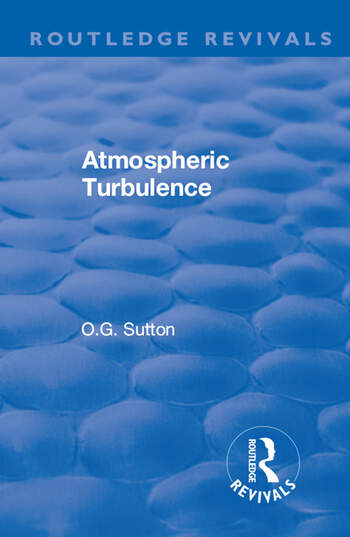 Atmospheric Turbulence book cover