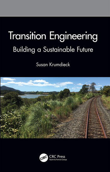 Transition Engineering Building a Sustainable Future book cover