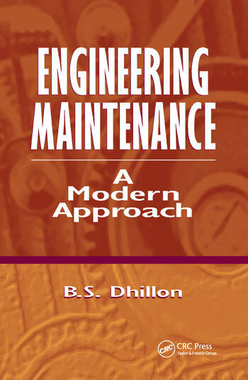 Engineering Maintenance A Modern Approach book cover