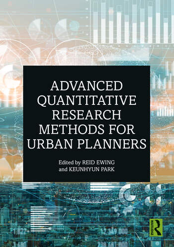 Advanced Quantitative Research Methods for Urban Planners book cover