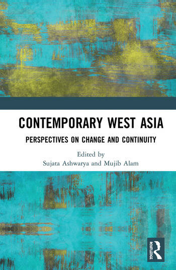 Contemporary West Asia Perspectives on Change and Continuity book cover