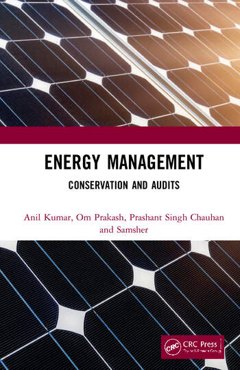 Energy Management Conservation and Audits book cover