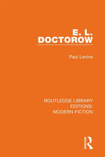 E. L. Doctorow book cover