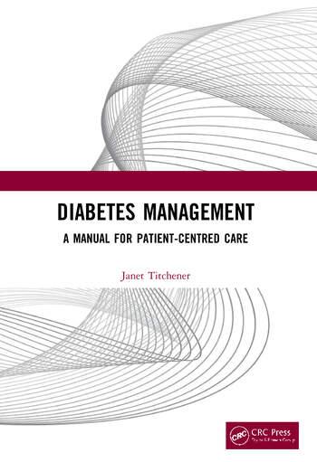 Diabetes Management A Manual for Patient-Centered Care book cover