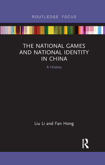 The National Games and National Identity in China A History book cover