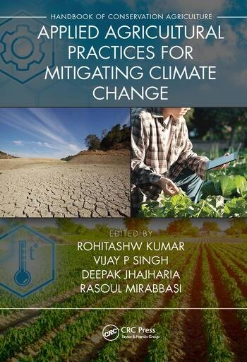 Applied Agricultural Practices for Mitigating Climate Change [Volume 2] book cover