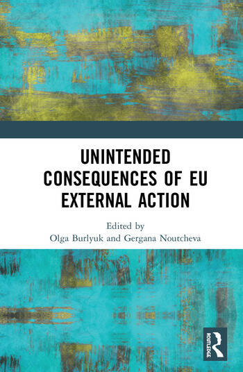 Unintended Consequences of EU External Action book cover