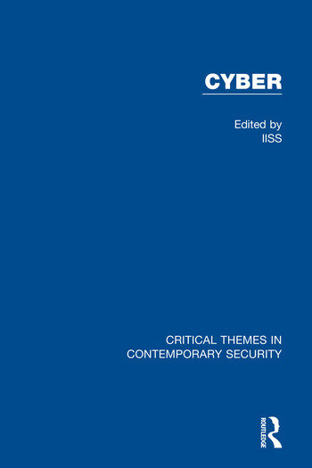 Cyber book cover