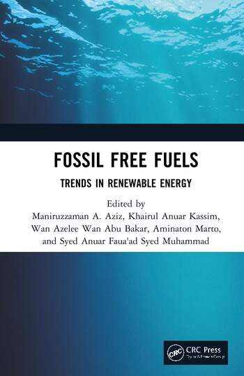 Fossil Free Fuels Trends in Renewable Energy book cover