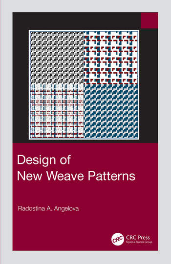 Design of New Weave Patterns book cover