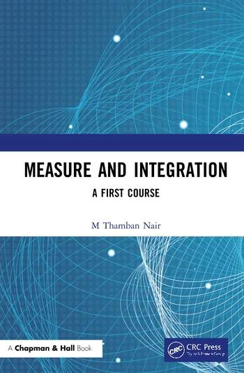 Measure and Integration A First Course book cover
