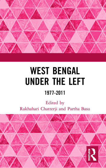 West Bengal under the Left 1977-2011 book cover