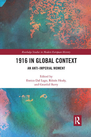 1916 in Global Context An anti-Imperial moment book cover