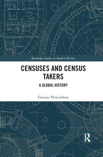 Censuses and Census Takers A Global History book cover