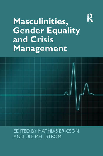 Masculinities, Gender Equality and Crisis Management book cover