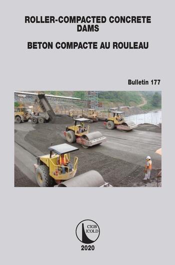 Roller-Compacted Concrete Dams book cover