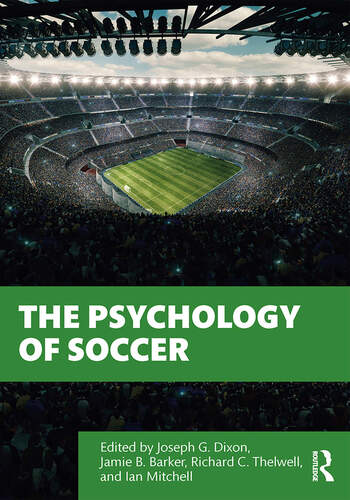 The Psychology of Soccer book cover