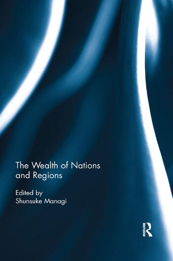 The Wealth of Nations and Regions book cover