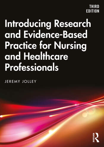 Introducing Research and Evidence-Based Practice for Nursing and Healthcare Professionals book cover