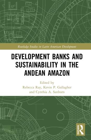 Development Banks and Sustainability in the Andean Amazon book cover
