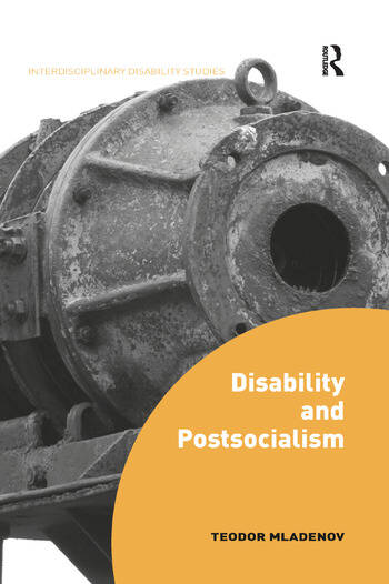 Disability and Postsocialism book cover