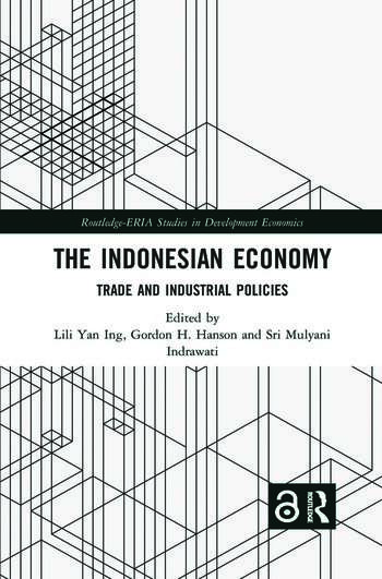 The Indonesian Economy Trade and Industrial Policies book cover