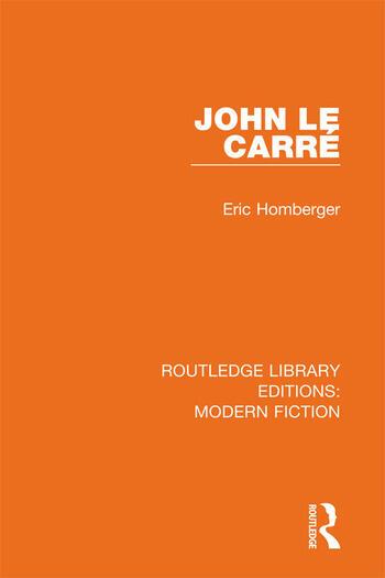 John le Carré book cover