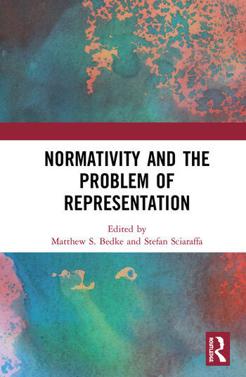 Normativity and the Problem of Representation book cover