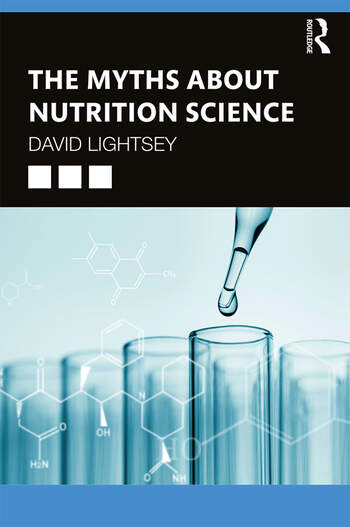 The Myths About Nutrition Science book cover