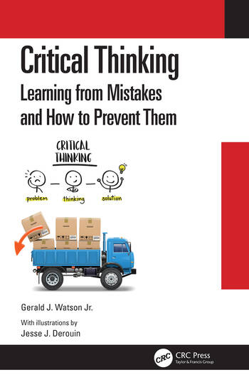 Critical Thinking Learning from Mistakes and How to Prevent Them book cover