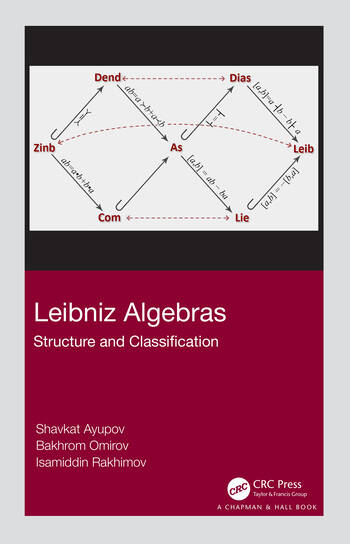 Leibniz Algebras Structure and Classification book cover