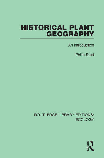 Historical Plant Geography An Introduction book cover