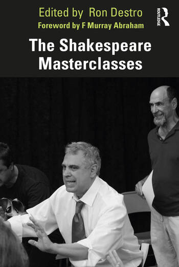 The Shakespeare Masterclasses book cover