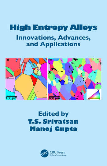 High Entropy Alloys Innovations, Advances, and Applications book cover