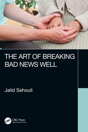 The Art of Breaking Bad News Well book cover