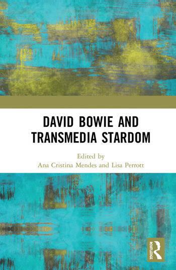 David Bowie and Transmedia Stardom book cover