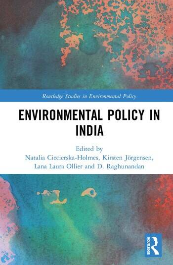 Environmental Policy in India book cover